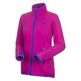 Bergans - Vier Lady Jacket, dark tulip pink/tulip pink/cobalt blue, Gr. S