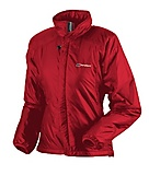 Berghaus - W's Infinity Light Jacket, e. red/castle rock, Gr. 08