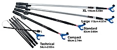 Beta Climbing Designs - Betastick Evo Sport Ultra Compact, 55 cm - 238 cm