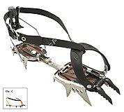 Black Diamond - Steigeisen Cyborg Clip Crampons ABS, stainless steel