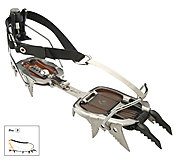 Black Diamond - Steigeisen Cyborg Pro Crampons ABS, stainless steel