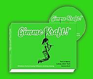 Café Kraft - Lehrbuch Gimme Kraft! inkl. DVD