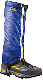 Camp - Gamasche Kristal Gaiter, one size, blue/lime green