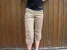 Chillaz - Jeanie 3/4 Pant Women, brown, Gr. 34