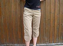 Chillaz - Jeanie 3/4 Pant Women, brown, Gr. 34