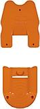 Climbing Technology - ET Antistollplatte Antibott für Steigeisen Nevis, orange