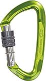 Climbing Technology - Schraubkarabiner Lime SG Screw Gate, green eloxiert