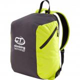 Climbing Technology - Seilsack/Rucksack Tank Evo Rope Bag, green/black