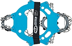 Climbing Technology - Steigeisen Ice Traction Plus Crampons, blue, Gr. L