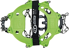 Climbing Technology - Steigeisen Ice Traction Plus Crampons, green, Gr. M