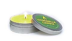 Coghlans - Citronella Candle, Citronella Kerze, 100g