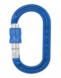 DMM - Materialkarabiner XSRE Lock Mini Carabiner, 4kN, blue