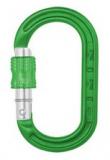 DMM - Materialkarabiner XSRE Lock Mini Carabiner, 4kN, green