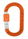 DMM - Materialkarabiner XSRE Lock Mini Carabiner, 4kN, orange