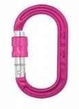 DMM - Materialkarabiner XSRE Lock Mini Carabiner, 4kN, pink