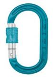 DMM - Materialkarabiner XSRE Lock Mini Carabiner, 4kN, turquoise