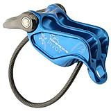 DMM - Sicherungsgerät Pivot Belay Device, blue/titanium