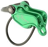 DMM - Sicherungsgerät Pivot Belay Device, green/titanium