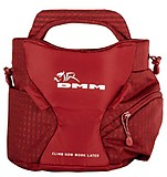 DMM - Edge Boulder Chalk Bag, red
