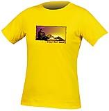 Direct Alpine - Crack Lady 5.0 T-Shirt, yellow enjoy, Gr. M