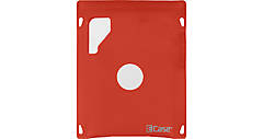 E-Case - Schutztasche i-series iPad Mini with jack, red