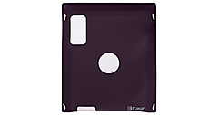 E-Case - Schutztasche i-series iPad with jack, purple