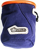 E9 - Chalkbag/Boulderbag Bulfa, violet/red/orange leather