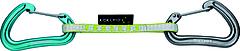Edelrid - Express-Set Nineteen G, 10cm, oasis