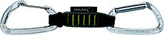 Edelrid - Express-Set Pure Sport Wire 10cm, lead