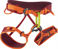 Edelrid - Klettergurt Jay II, vinered/lollipop, Gr. L