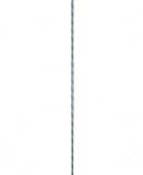 Edelrid - Reepschnur 4mm Powerloc Expert SP, aqua/oasis, Meterpreis