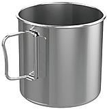 Edelrid - Trinkbecher Clip Mug titan, 0,5 L