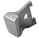 Edelrid - Eisgerätezubehör Hammer, silver