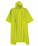 Ferrino - PVC Poncho mit Kapuze, 120 cm, lime