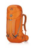 Gregory - Rucksack Alpinisto 35, zest orange, Gr. L