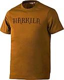 Härkila - Logo T-Shirt, ocre, Gr. L