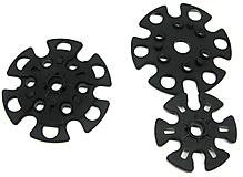 Helinox - Ersatzteil Teller Powder Basket, black (1 Paar)