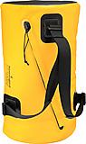Hummingbird - Reisetasche Carry-on Zip Travel Bag, 40 L, yellow/black