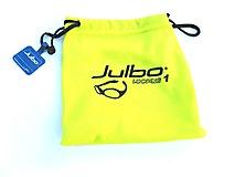 Julbo - Brillenschutz Textilbeutel klein, gelb