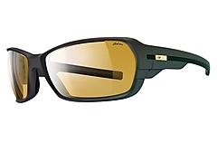 Julbo - Outdoorbrille Dirt 2.0, Zebra, matt schwarz/schwarz