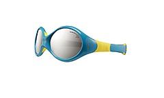 Julbo - Kinderbrille Looping 3, Spectron 4 baby, blau/gelb