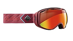 Julbo - Skibrille Universe, SnowTiger, rot, Gr. XL