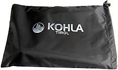 Kohla - Zubehör Felltasche Nylon mit Kohla Tirol Logo, schwarz