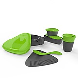 Light my Fire - Outdoor Meal Kit 2.0, grün