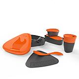 Light my Fire - Outdoor Meal Kit 2.0, orange