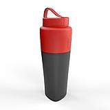 Light my Fire - Pack-up-Bottle, 700 ml, rot