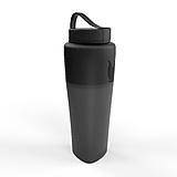 Light my Fire - Pack-up-Bottle, 700 ml, schwarz
