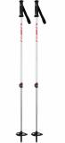 MSR - Tourenstöcke Poles DynaLock Trail AIu 100-140cm, 2-teilig, white/red