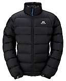 Mountain Equipment - Daunenjacke Odin Jacket, black, Gr. XL