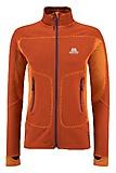 Mountain Equipment - Fleece Eclipse Jacket, cayenne/flame, Gr. M